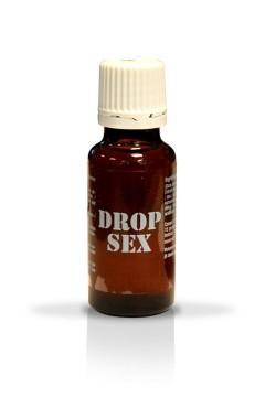 Boisson aphrodisiaque Drop Sex