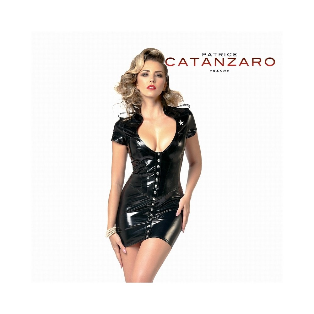 Robe Aka Vinyl noir - Patrice Catanzaro
