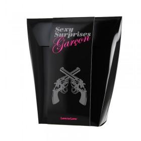 Pochette Sexy Surprises Garçon - Love to Love