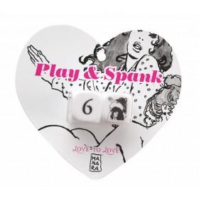 Dés coquins Play & Spank Manara