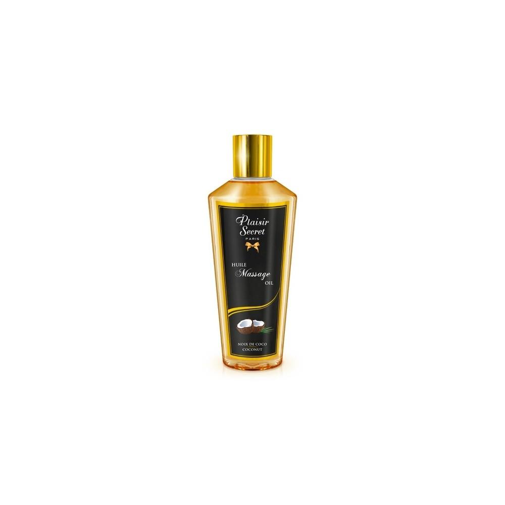 Huile de massage sèche noix de coco 250 ML